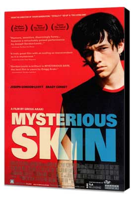 Mysterious Skin - 11 x 17 Movie Poster - Style A - Museum Wrapped Canvas