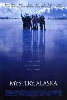 Mystery, Alaska - 11 x 17 Movie Poster - Style A