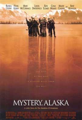 Mystery, Alaska - 11 x 17 Movie Poster - Style B