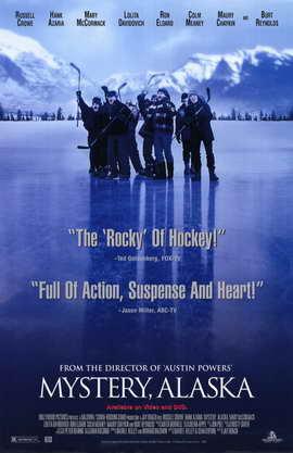 Mystery, Alaska - 11 x 17 Movie Poster - Style C