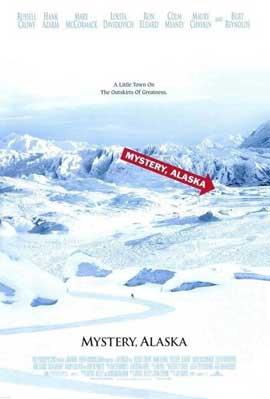 Mystery, Alaska - 11 x 17 Movie Poster - Style D