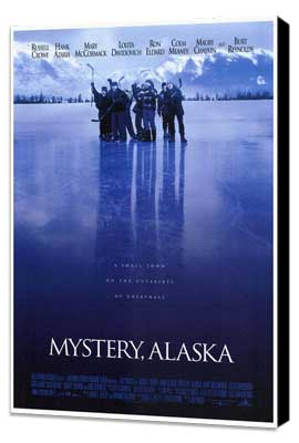 Mystery, Alaska - 27 x 40 Movie Poster - Style A - Museum Wrapped Canvas