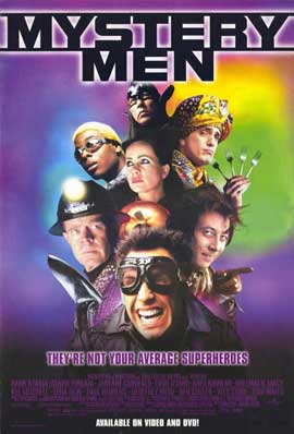 Mystery Men - 11 x 17 Movie Poster - Style A
