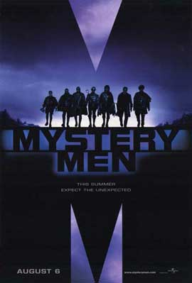 Mystery Men - 11 x 17 Movie Poster - Style B