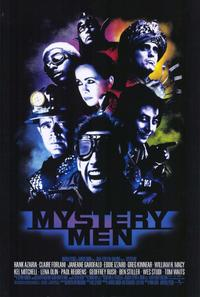 Mystery Men - 11 x 17 Movie Poster - Style C