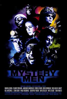 Mystery Men - 27 x 40 Movie Poster - Style B