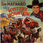 Mystery Mountain - 11 x 17 Movie Poster - Style A
