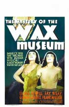 Mystery of the Wax Museum - 11 x 17 Movie Poster - Style B
