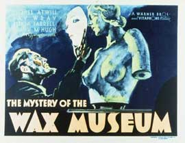 Mystery of the Wax Museum - 11 x 14 Movie Poster - Style A