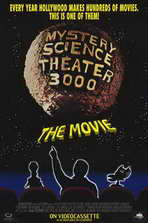 Mystery Science Theater 3000 - 11 x 17 Movie Poster - Style B