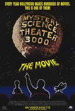 Mystery Science Theater 3000 - 27 x 40 Movie Poster - Style B