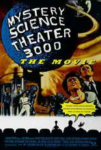 Mystery Science Theater 3000 - 27 x 40 Movie Poster - Style A