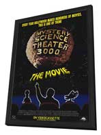 Mystery Science Theater 3000 - 27 x 40 Movie Poster - Style B - in Deluxe Wood Frame