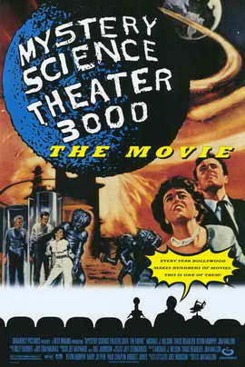 Mystery Science Theater 3000 - 11 x 17 Movie Poster - Style A