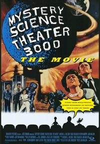 Mystery Science Theater 3000 - 43 x 62 Movie Poster - Bus Shelter Style A