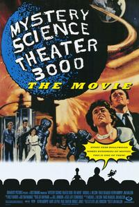 Mystery Science Theater 3000 - 11 x 17 Movie Poster - Style A - Museum Wrapped Canvas