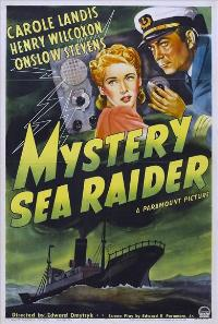 Mystery Sea Raider - 11 x 17 Movie Poster - Style A