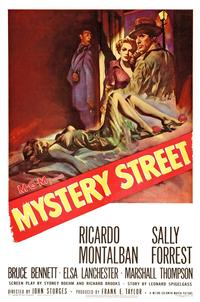 Mystery Street - 11 x 17 Movie Poster - Style A