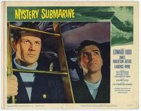 Mystery Submarine - 11 x 14 Movie Poster - Style E