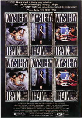 Mystery Train - 11 x 17 Movie Poster - Style A