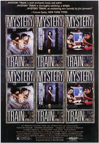 Mystery Train - 43 x 62 Movie Poster - Bus Shelter Style A