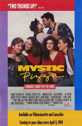Mystic Pizza - 11 x 17 Movie Poster - Style B