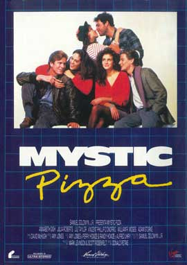 Mystic Pizza - 11 x 17 Movie Poster - Spanish Style A