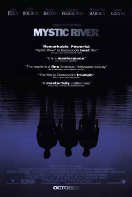 Mystic River - 11 x 17 Movie Poster - Style B