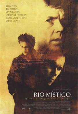 Mystic River - 11 x 17 Movie Poster - Italian Style A