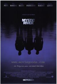 Mystic River - 43 x 62 Movie Poster - Bus Shelter Style A