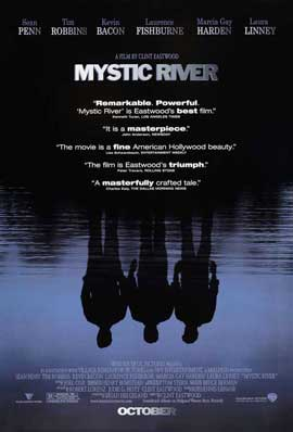 Mystic River - 27 x 40 Movie Poster - Style C