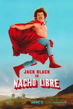Nacho Libre - 11 x 17 Movie Poster - Style A