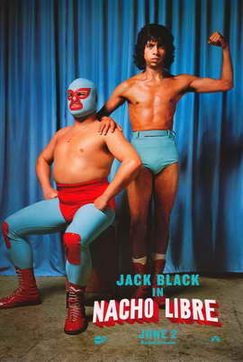 Nacho Libre - 11 x 17 Movie Poster - Style C