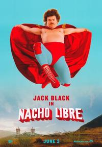 Nacho Libre - 43 x 62 Movie Poster - Bus Shelter Style B