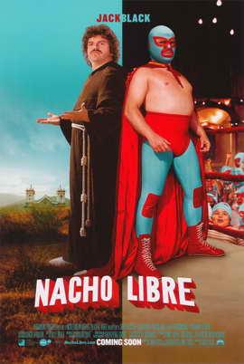 Nacho Libre - 11 x 17 Movie Poster - Style E