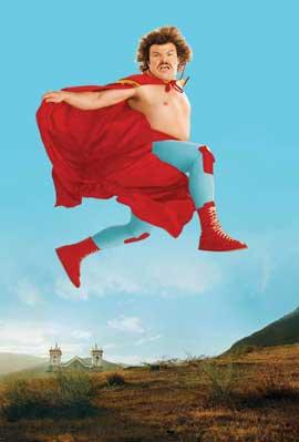 Nacho Libre - 11 x 17 Movie Poster - Style G