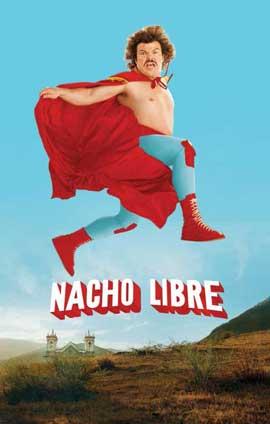 Nacho Libre - 11 x 17 Movie Poster - Style H