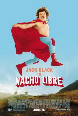 Nacho Libre - 11 x 17 Movie Poster - Style I