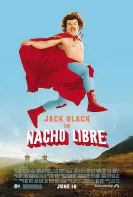 Nacho Libre - 27 x 40 Movie Poster - Style C