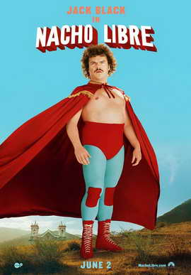 Nacho Libre - 11 x 17 Movie Poster - Style J