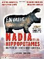 Nadia and the Hippos - 11 x 17 Movie Poster - French Style A