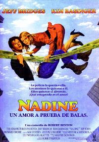 Nadine - 11 x 17 Movie Poster - Spanish Style A