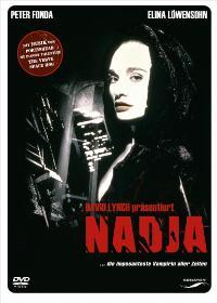 Nadja - 11 x 17 Movie Poster - German Style A