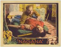 Nagana - 11 x 14 Movie Poster - Style B