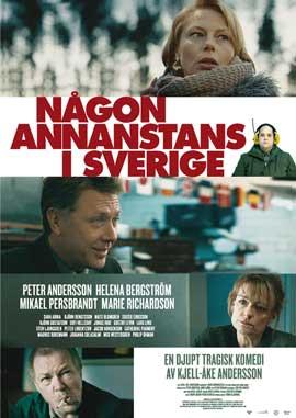 Nagon annanstans i Sverige - 11 x 17 Movie Poster - Swedish Style A
