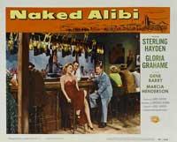 Naked Alibi - 11 x 14 Movie Poster - Style B