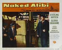 Naked Alibi - 11 x 14 Movie Poster - Style C