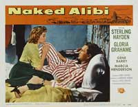 Naked Alibi - 11 x 14 Movie Poster - Style G