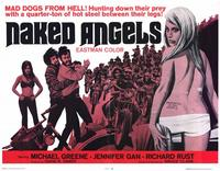 The Naked Angels - 11 x 14 Movie Poster - Style A