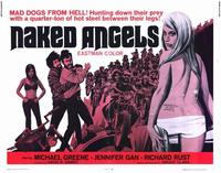 The Naked Angels - 22 x 28 Movie Poster - Half Sheet Style A